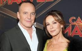 Jennifer Grey And Clark Gregg File For Divorce Ahead Of Their 19-Year-Wedding Anniversary This Month!