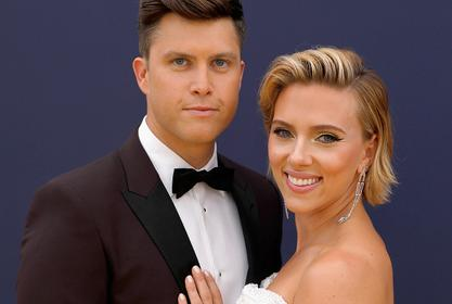 Colin Jost And Scarlett Johansson: Is He Jealous Of Her On-Screen Romances? - Says He Wants Her To Do Only 'Voice Work!'