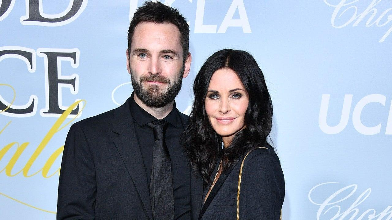 Courteney Cox Reveals That She And Her Beau Have Been Apart For 133 Days In Sweet Birthday Post!