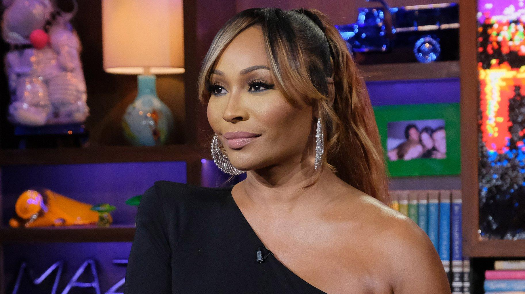 Cynthia Bailey Honors The Late John Lewis - See Her Emotional Message