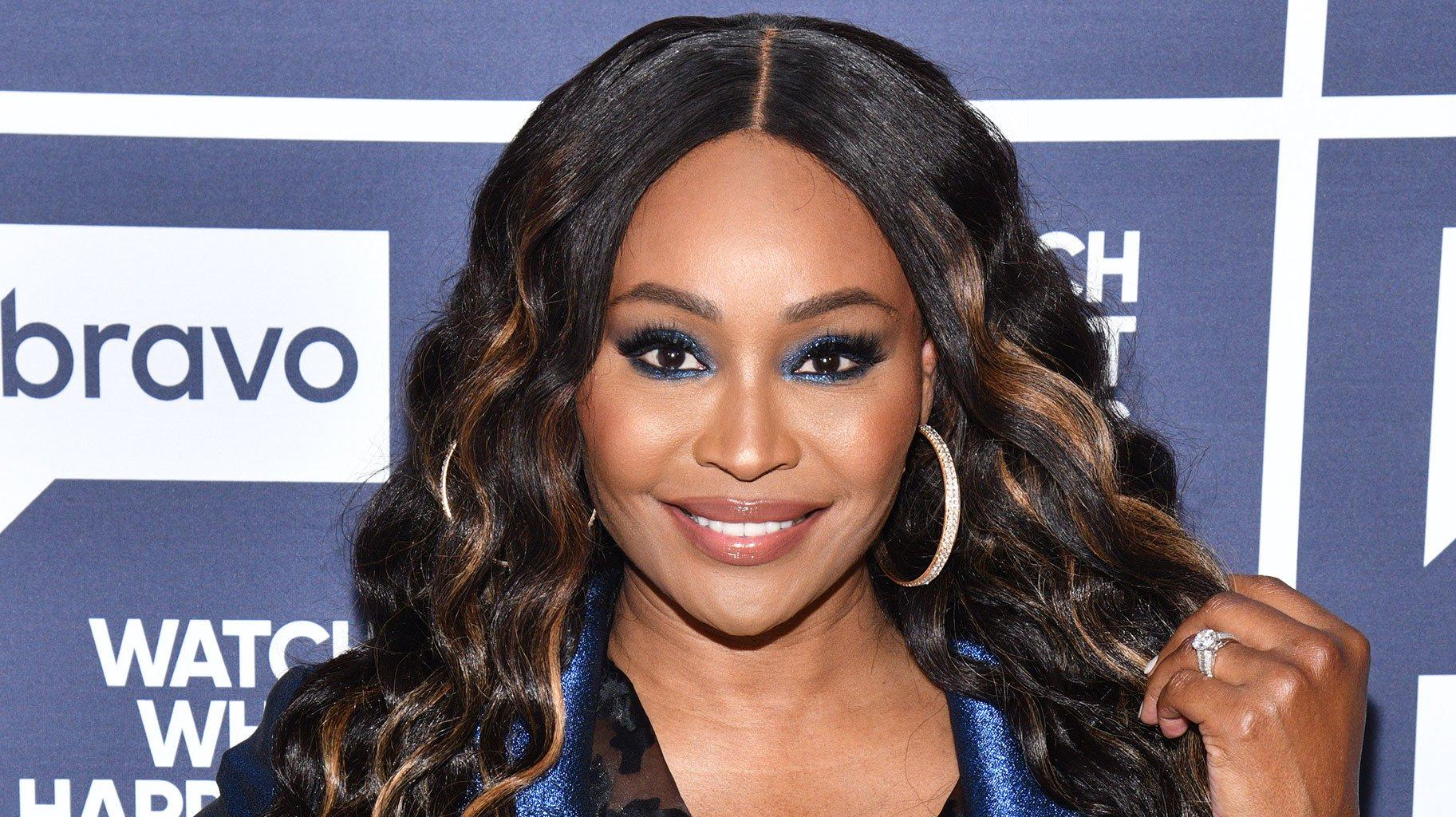 Cynthia Bailey Updates Fans About Her And Mike Hill's Wedding