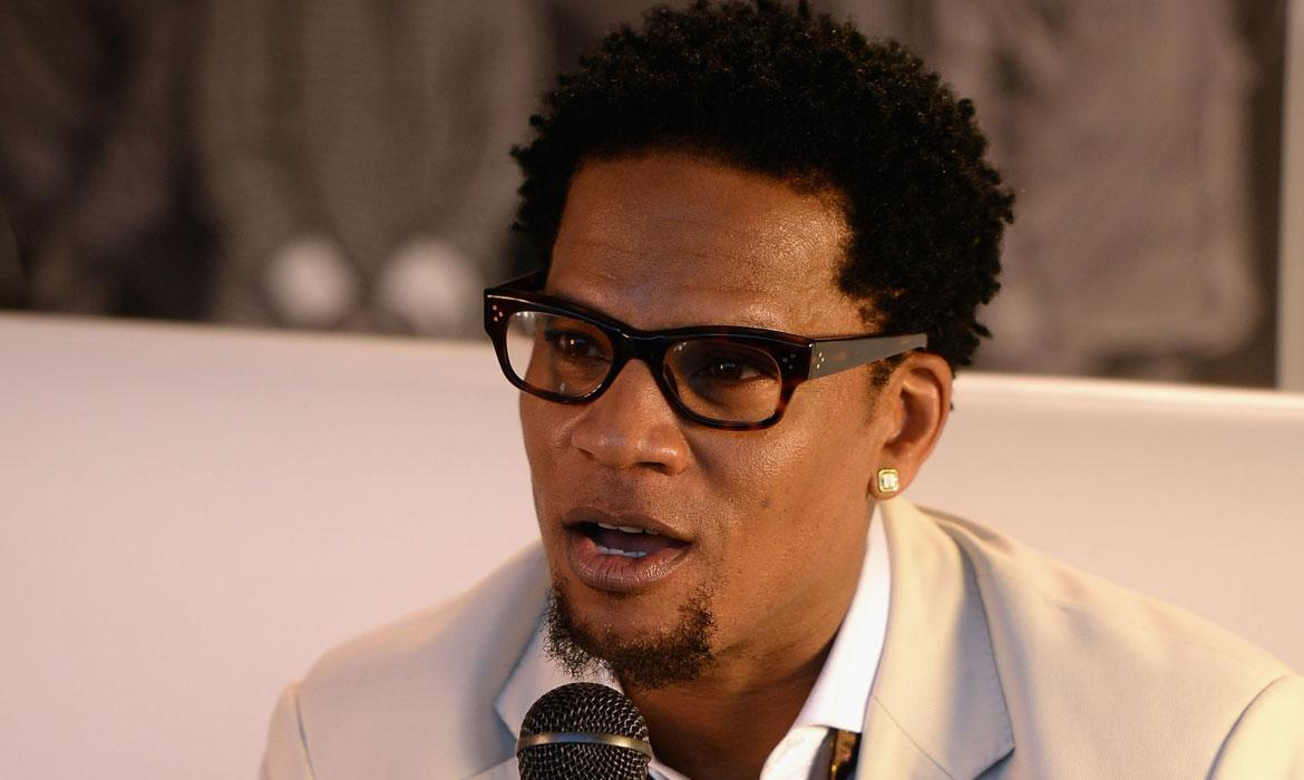 D.L. Hughley Slams Kanye West Again - Says He And Trump Are The Same 'Narcissistic Person'