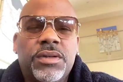 Dame Dash Went To Visit Kanye West In Wyoming Amid The Rapper's Supposed Breakdown