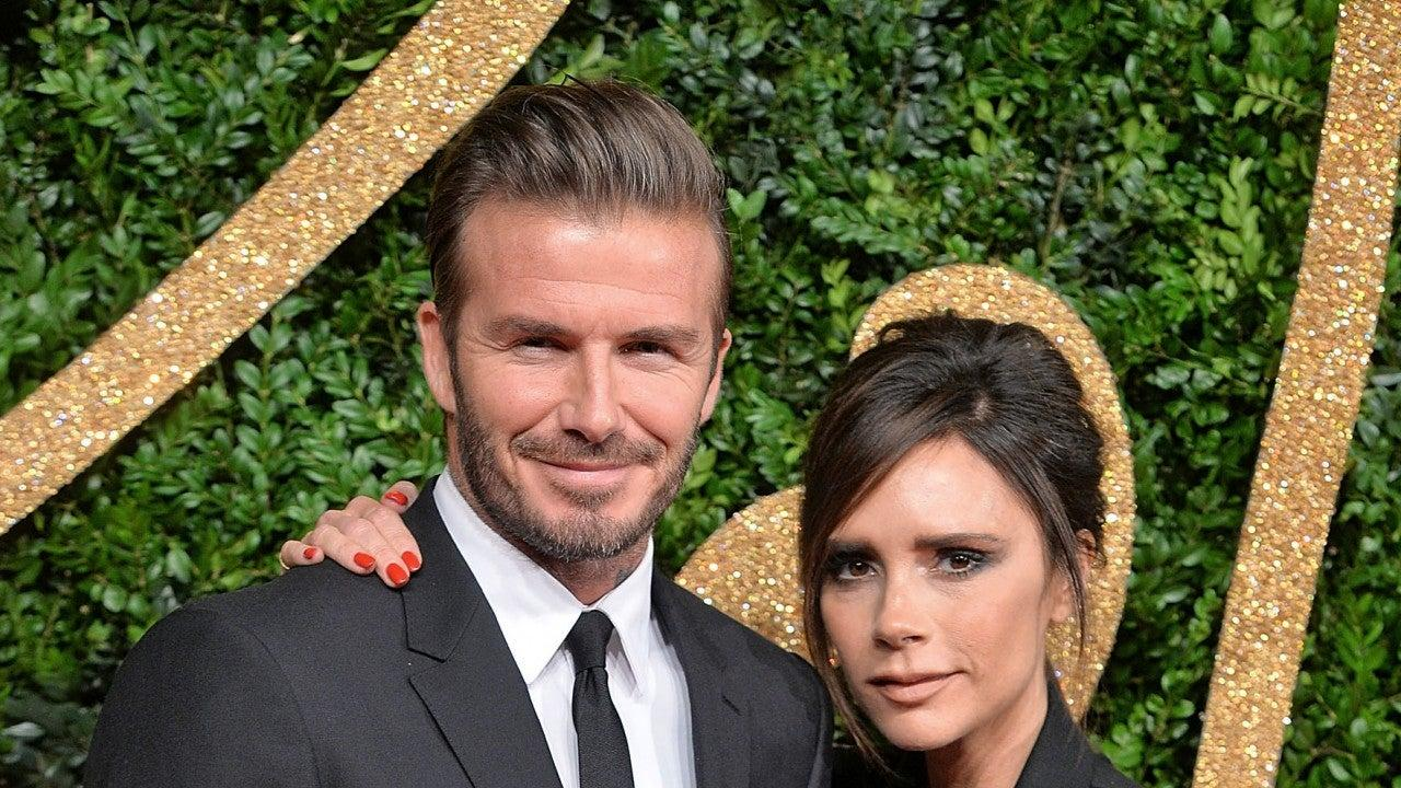 David And Victoria Beckham Celebrate 21 Years Of Marriage With The Sweetest Back And Forth Messages And Video Collages!