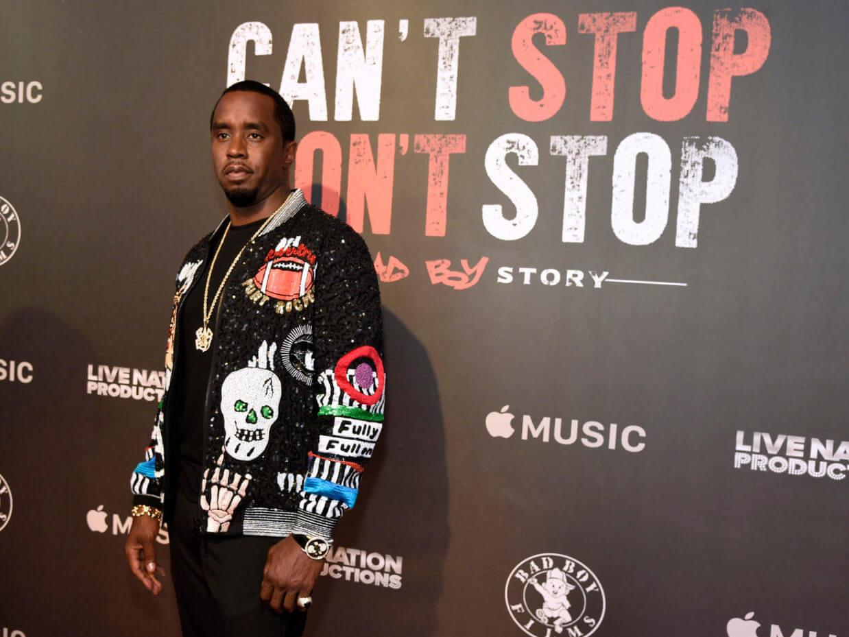 Diddy Asks His Fans To Watch This Video: 'Truth To Power'