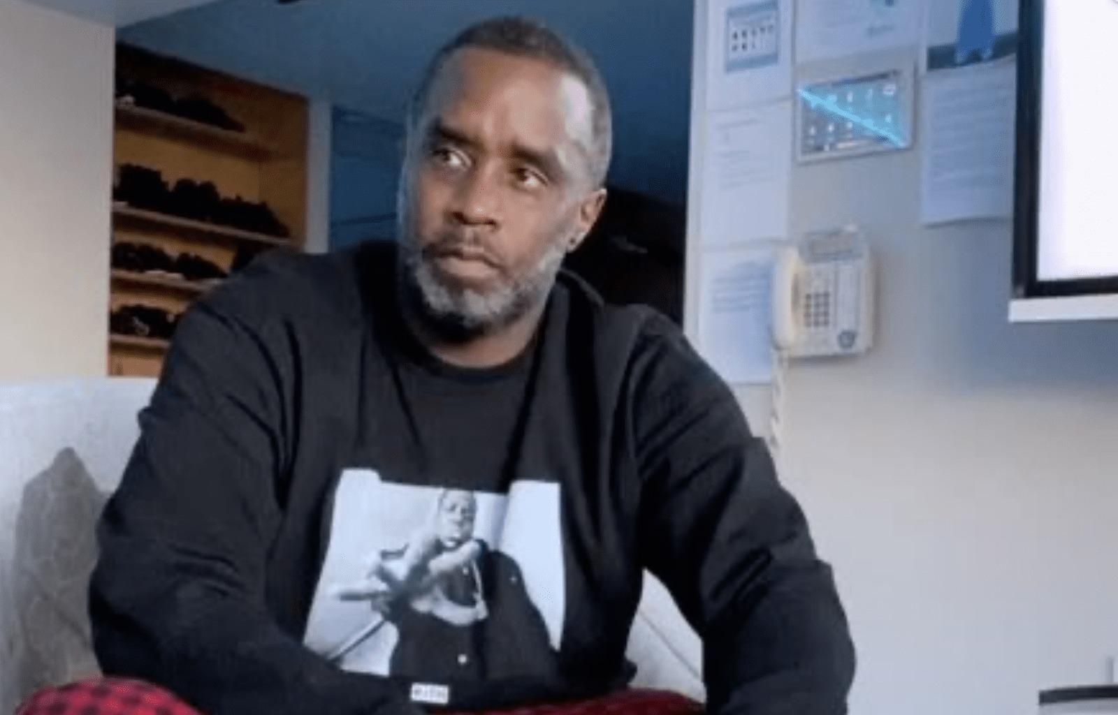 Diddy Shares A Terrifying Video About The System In America
