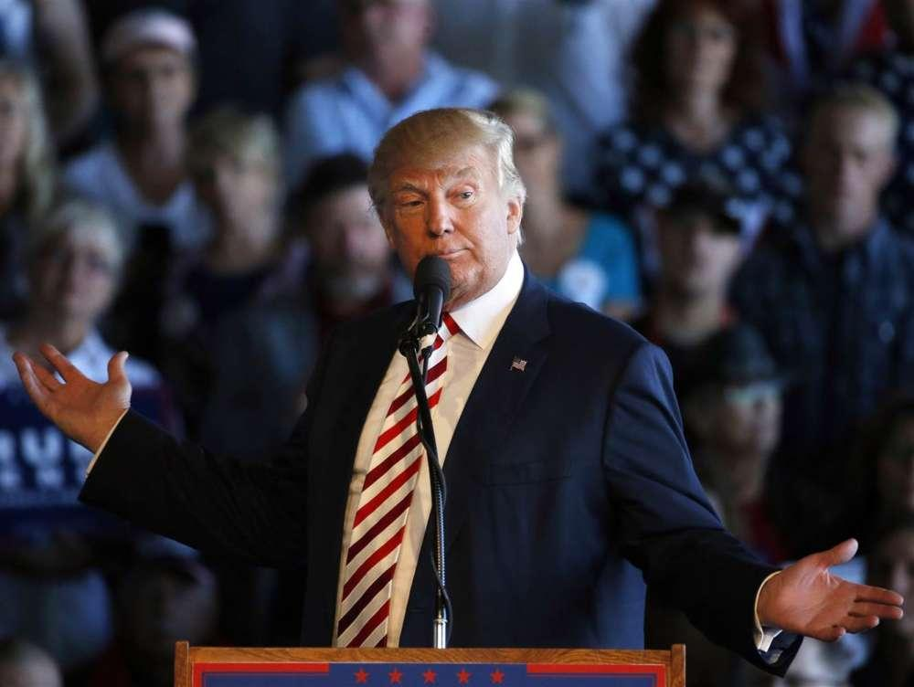 Donald Trump Speaks With Dave Portnoy Of Barstool Sports About The Problems With Twitter