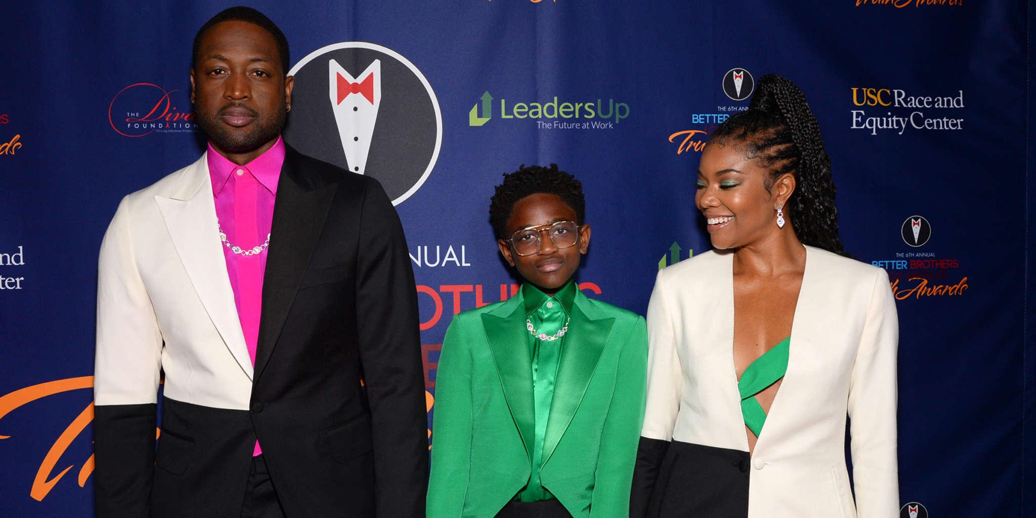 Dwyane Wade Is The Proudest Dad - See What He Did For Zaya!