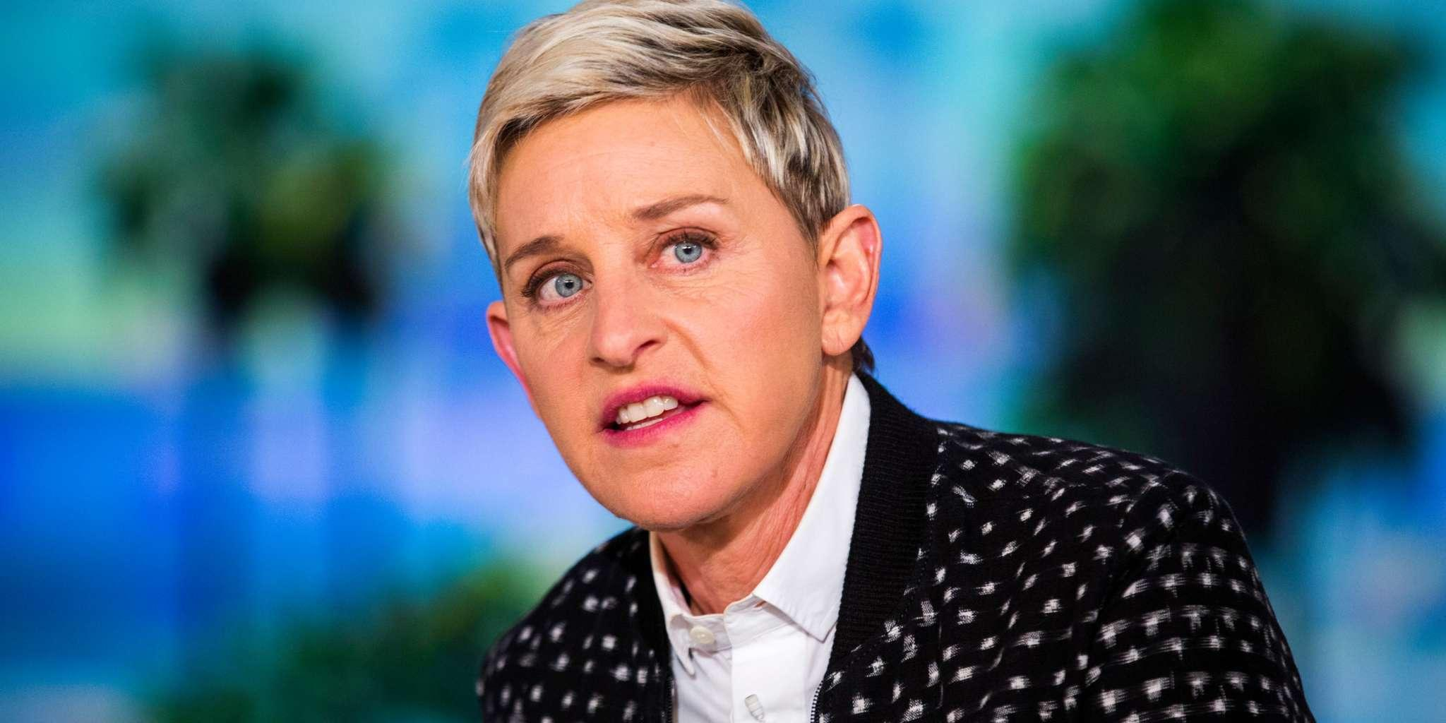 Ellen DeGeneres Says She's 'Disappointed' In First Statement On The Mistreatment Of Her Talk Show's Employees