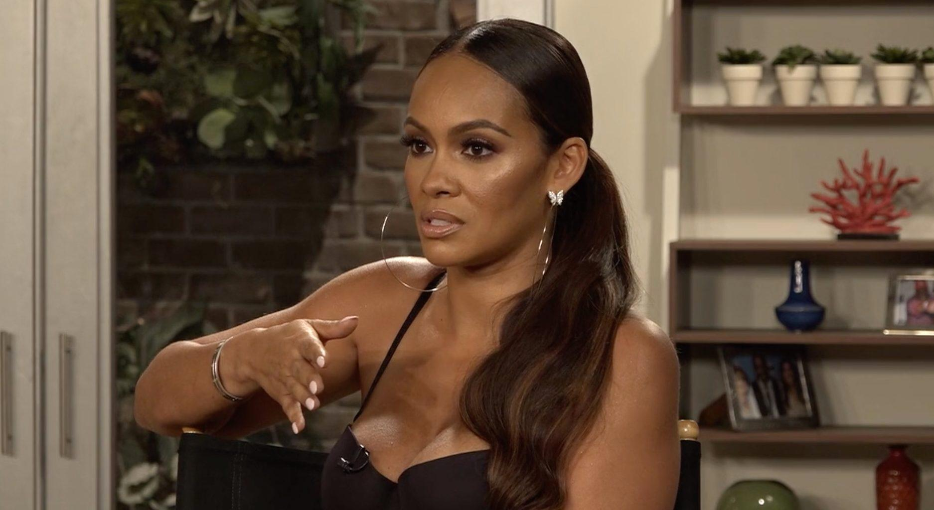 Evelyn Lozada Posts Bloody Photos From Chad OchoCinco Incident After He Tweets He 'Lost His Temper For 3 Seconds'