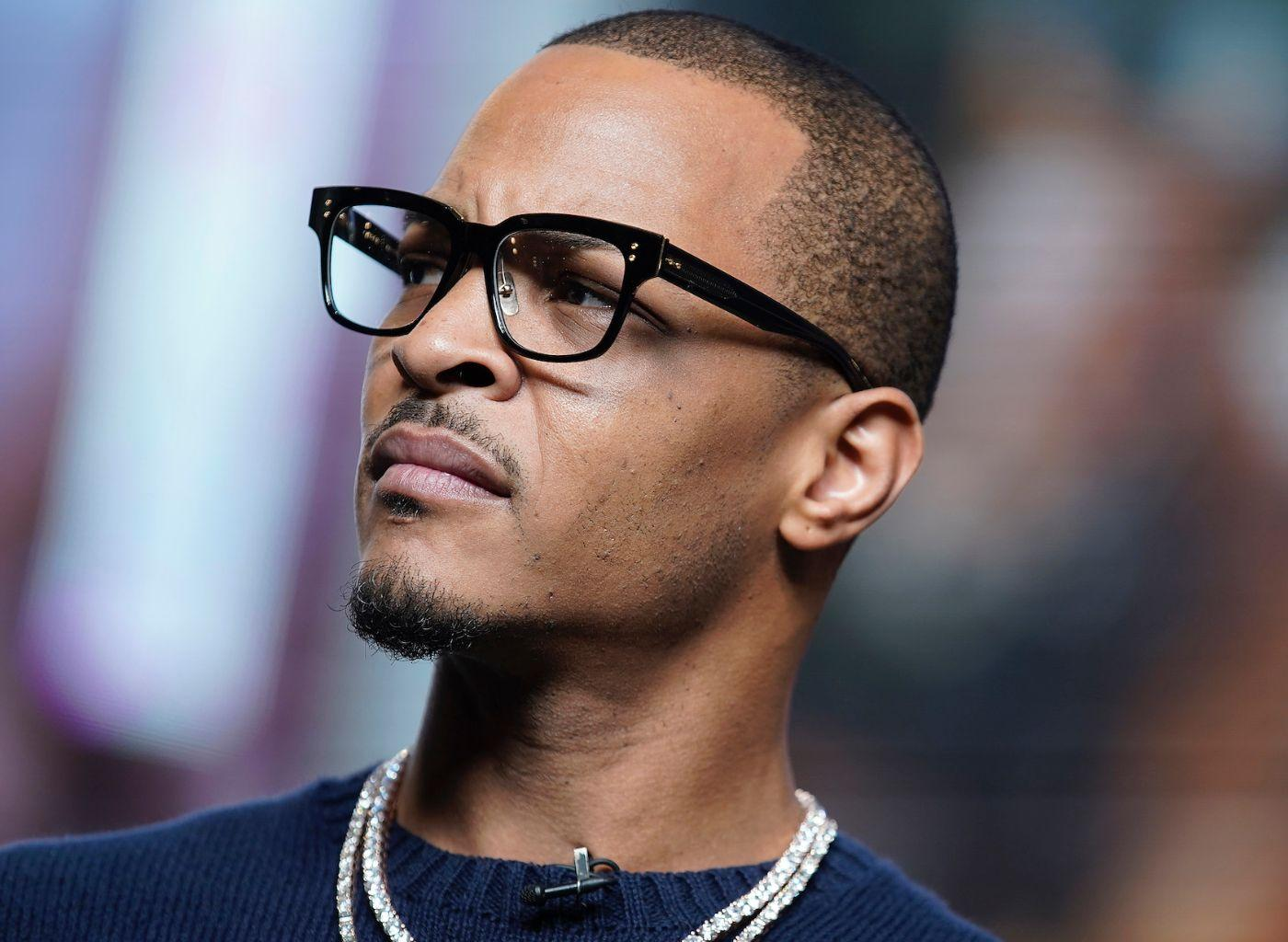 T.I. Shares A Message In The Memory Of Rev. C.T. Vivian And Rep. John Lewis
