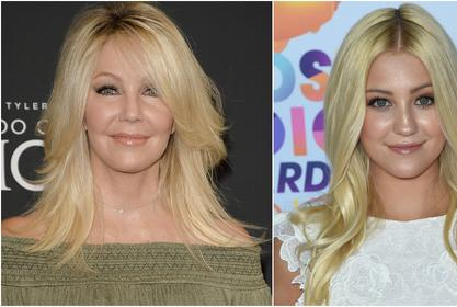 Ava Sambora Stuns In New Pic And She Looks Like Her Mom Heather Locklear's Twin!