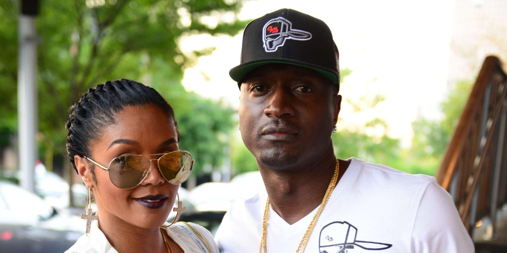 Rasheeda Frost Flaunts New Blue Hair And Kirk Frost Seems Here For It - See The Video