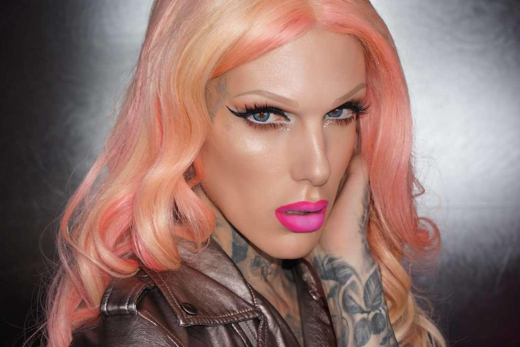 Jeffree Star Dropped By Makeup Retailer Morphe Amid 'Racist' Controversy