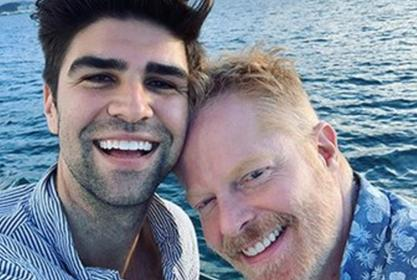 Jesse Tyler Ferguson & Justin Mikita Welcome Their First Child Together