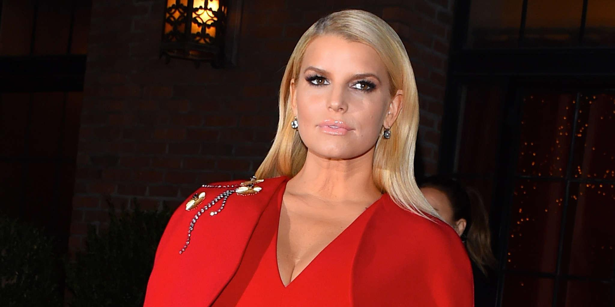 Jessica Simpson Reveals She Confronted The Woman Who Would Abuse Her As Children Years Later And Why!