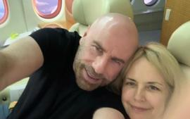 John Travolta Honors Kelly Preston As A 'Beautiful Light' After Brave Actress Dies From Breast Cancer