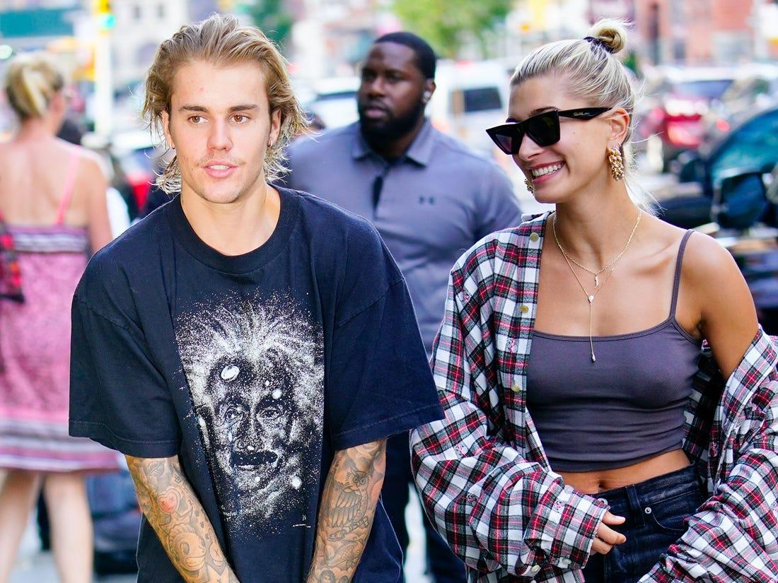 Justin Bieber Raves About Being 'Blessed' To Be Married To Hailey Baldwin Alongside Candid Video Of Her During Date Night