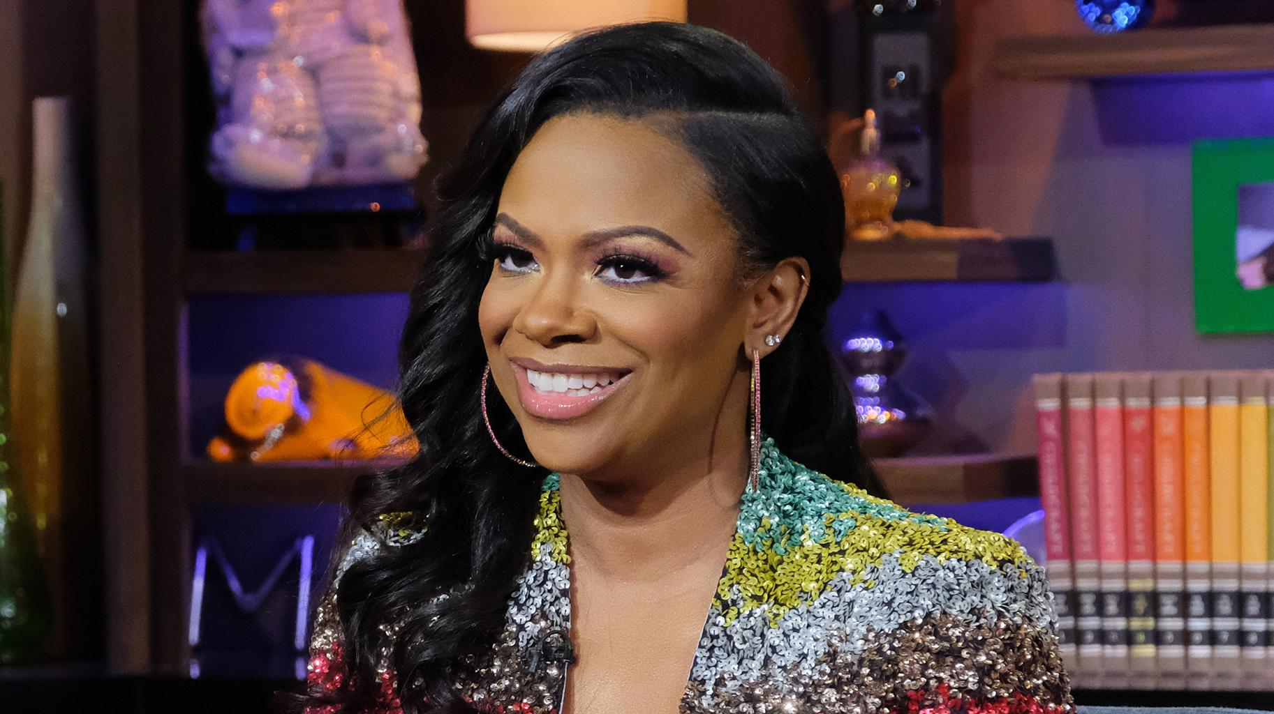 Kandi Burruss Raves About Running Multiple Businesses