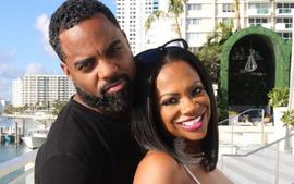 Todd Tucker's Video With His And Kandi Burruss' Daughter, Blaze Makes Fans' Day