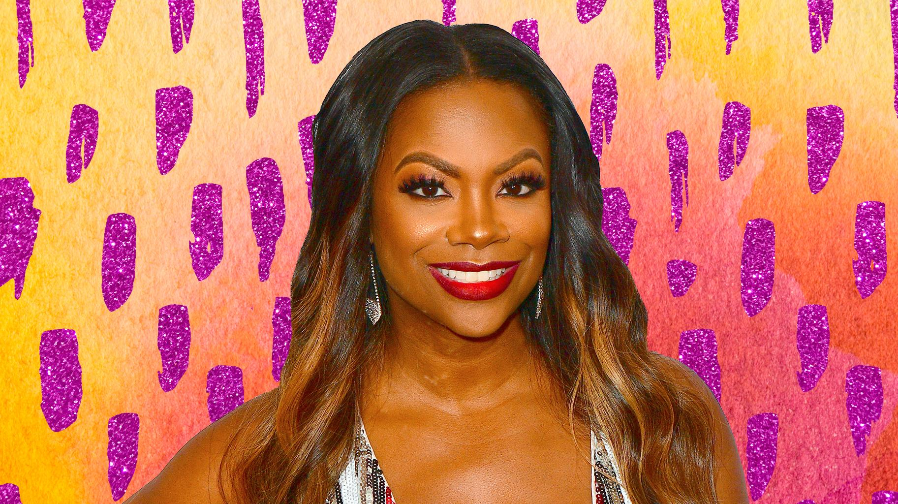 Kandi Burruss Makes Fans Smile With A Throwback Photo From The '90s