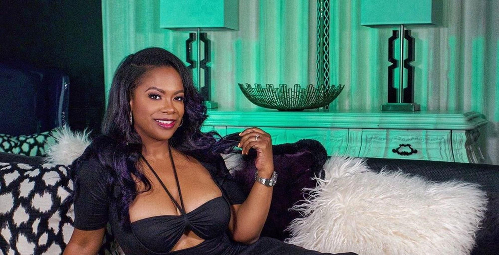 Kandi Burruss Makes Female Fans Blush With Her Racy Video