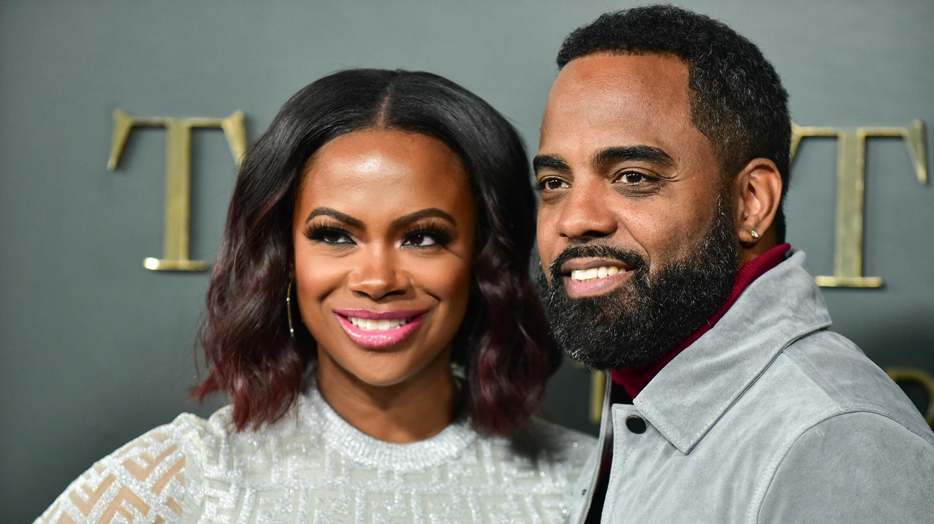 Kandi Burruss And Todd Tucker Keep The Convo Of Race & Equality Going - See The Video
