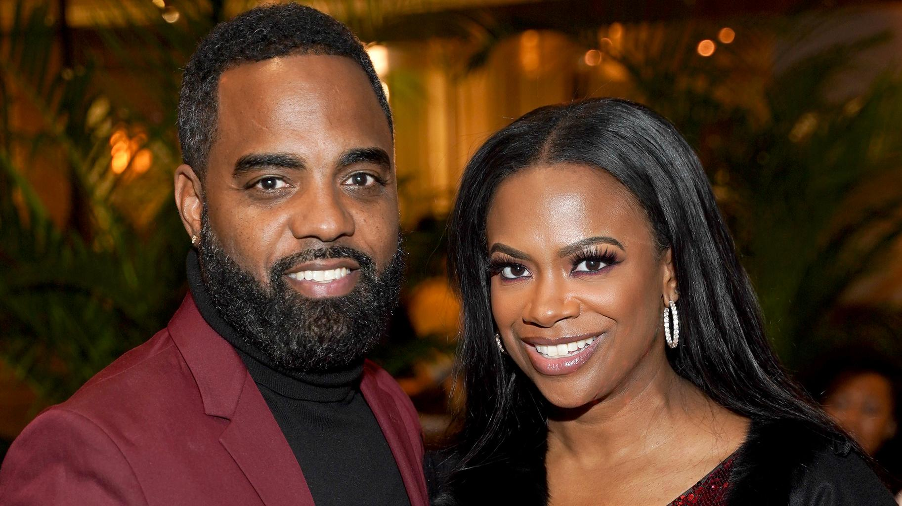 Todd Tucker Gushes Over Kandi Burruss And Ace Wells Tucker - Check Out His Video