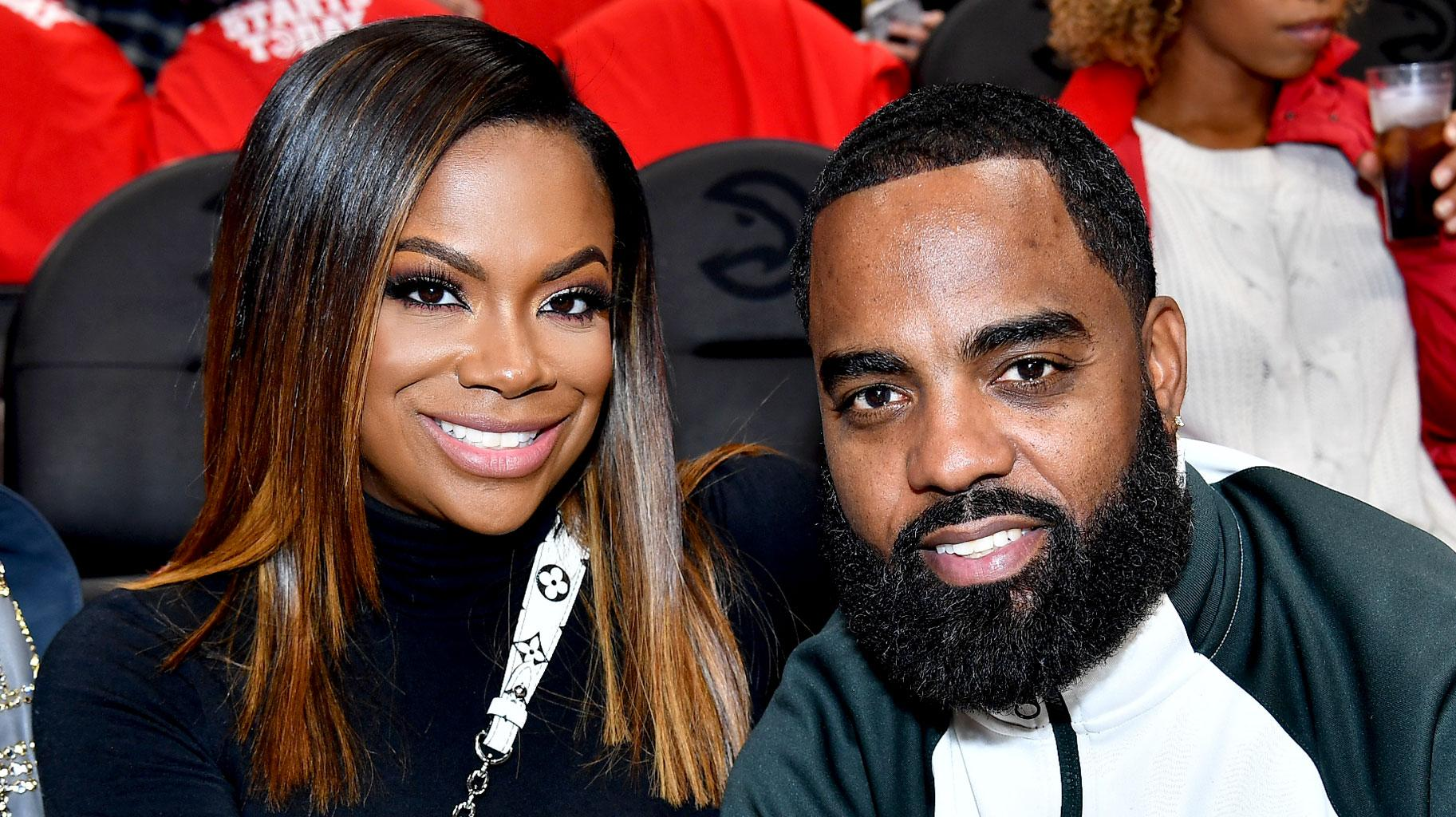 Kandi Burruss And Todd Tucker Celebrate An Important Person