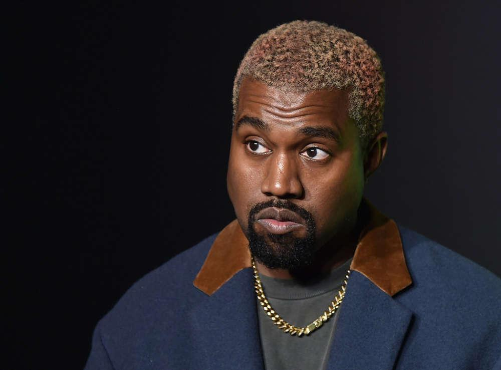 Kanye West Reportedly Paid $30,000 To Make The Ballot In Illinois
