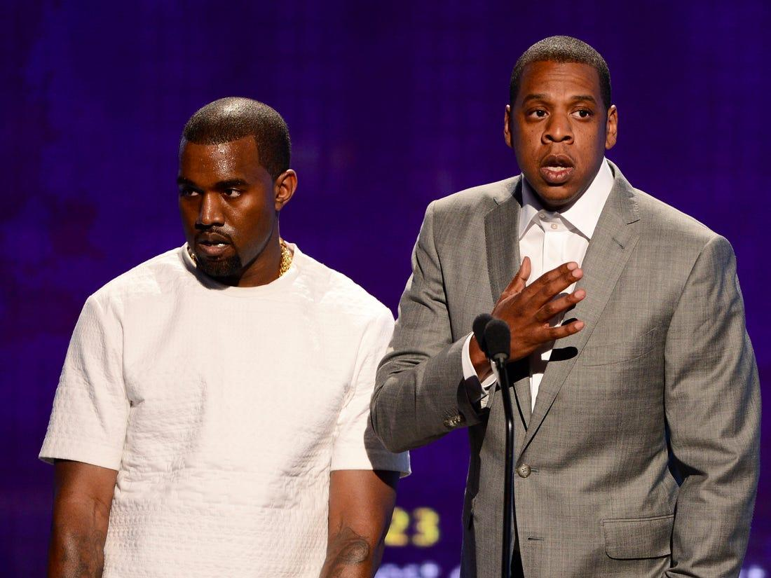 Kanye West Wants Jay-Z To Be His Running Mate!