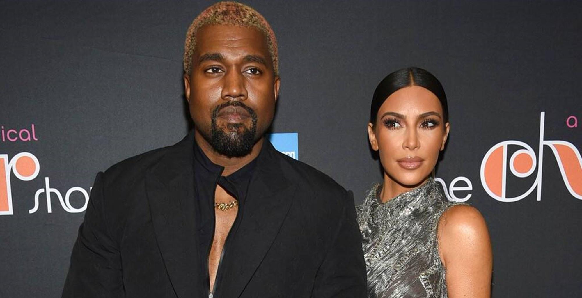 Kim Kardashian Issues An Emotional Plea After Kanye West's Erratic Abortion And Divorce Tweets
