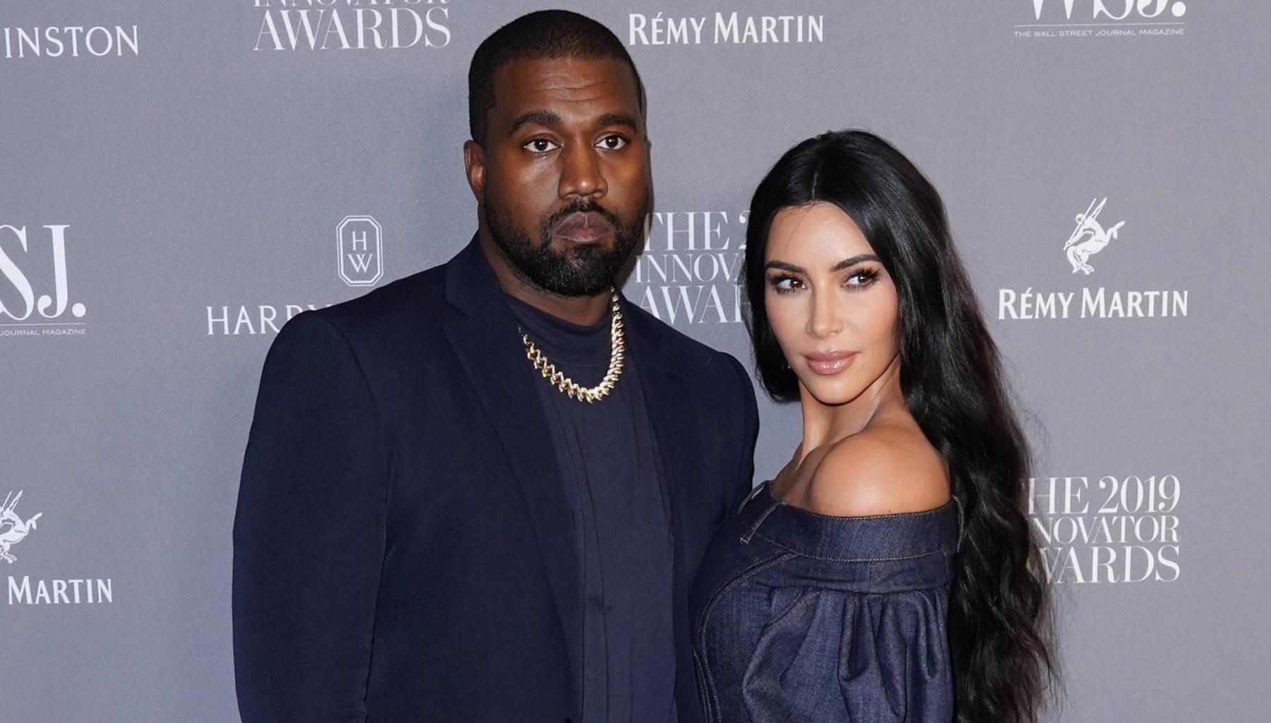 Kanye West Takes Drastic Measures Against Kim Kardashian