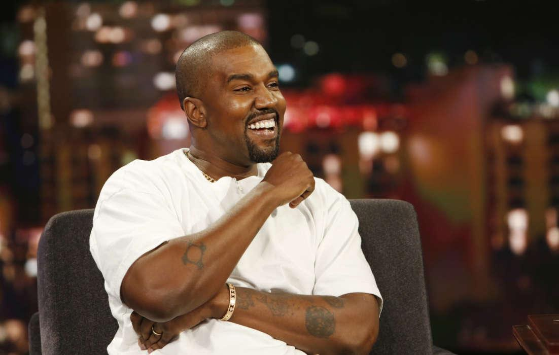 Kanye West Shows Off Preview Of Gap And Yeezy Collaboration