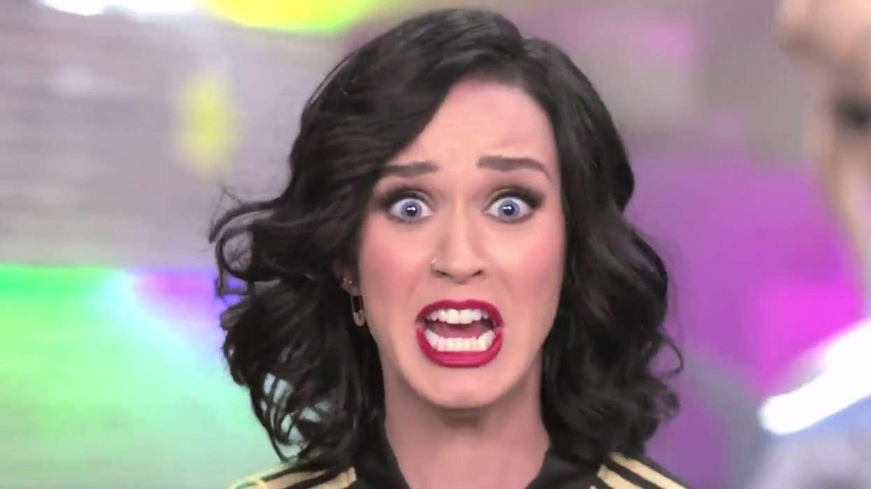 Katy Perry Addresses Rumors That She And Taylor Swift Are Secretly Cousins
