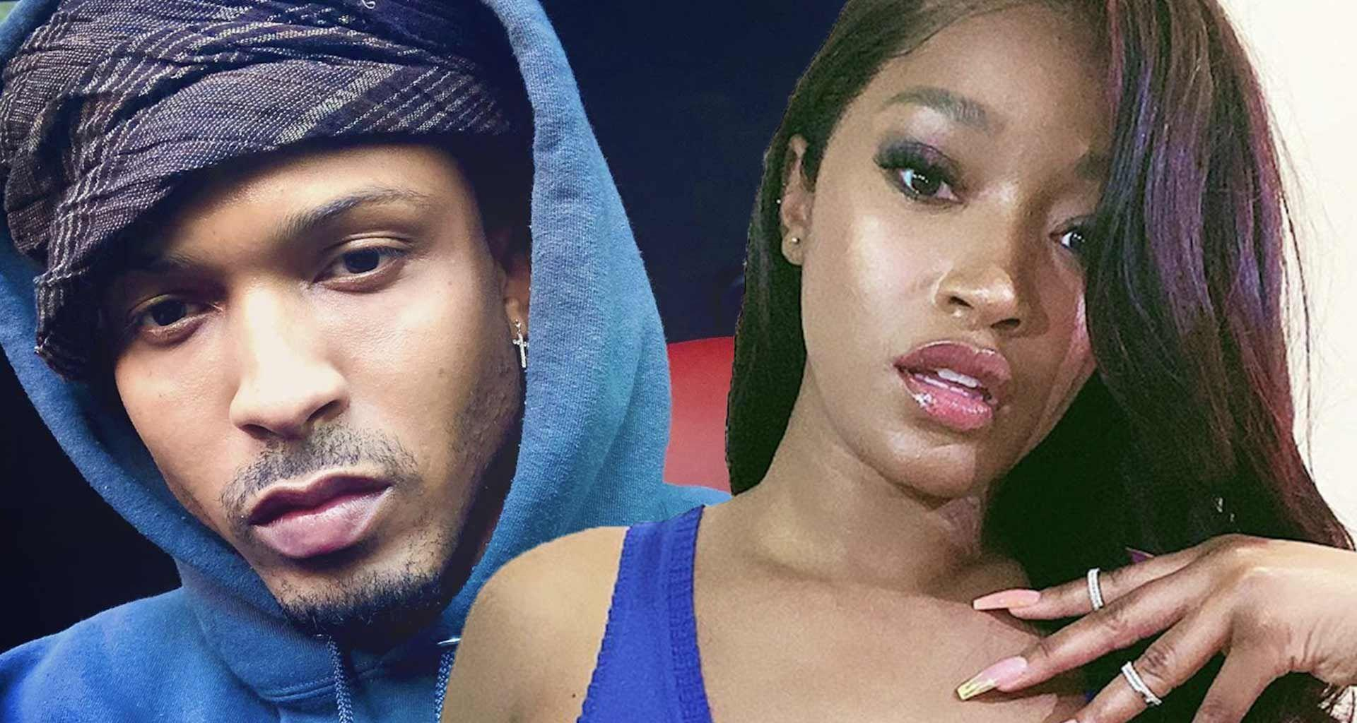 Keke Palmer Says She Won't Kick August Alsina While He's Down After He Goes Off On Her On Twitter