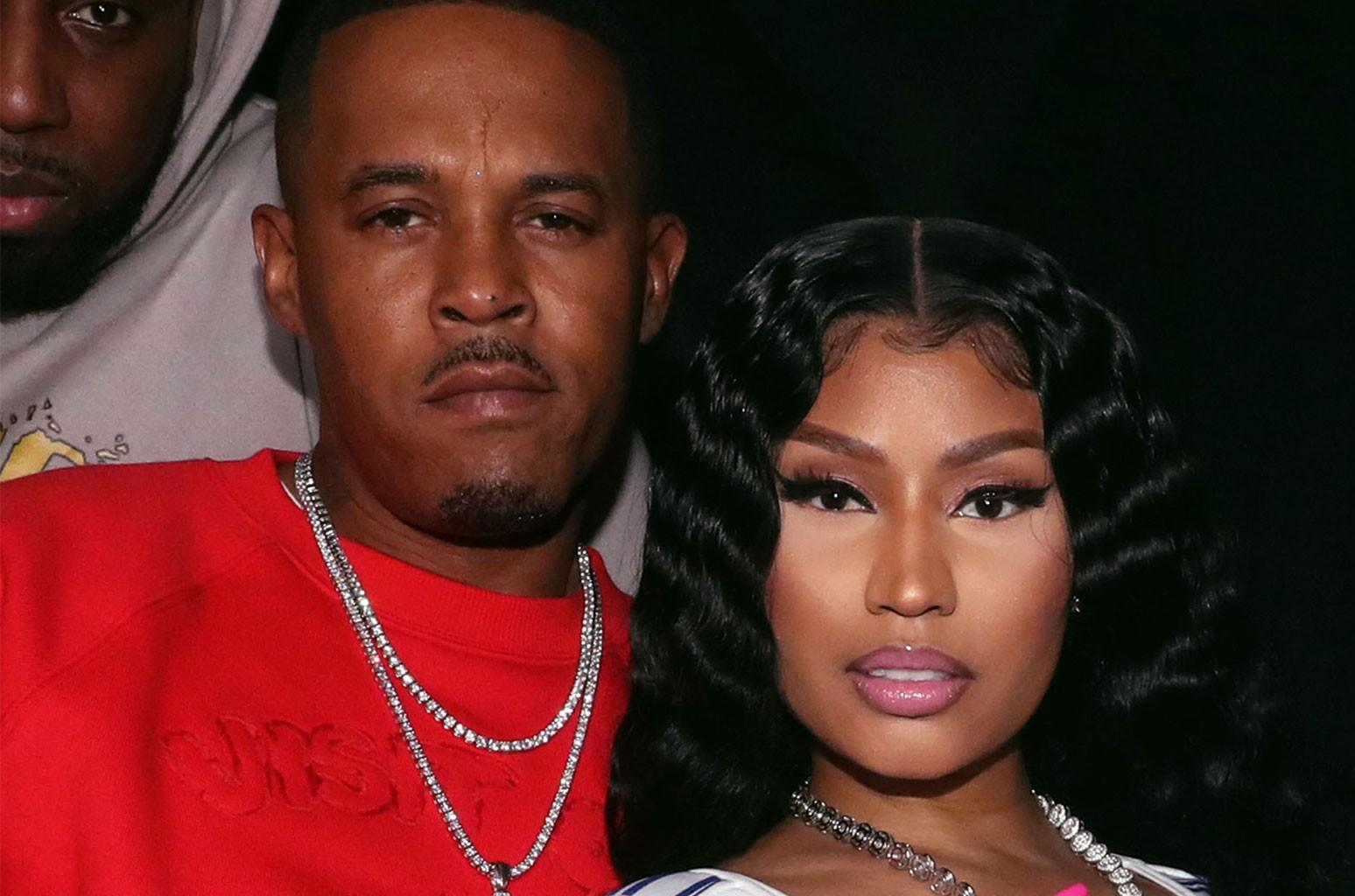 Kenneth Petty Pleads With Judge To Let Him Be There For Nicki Minaj When She Goes Into Labor Amid Legal Problems