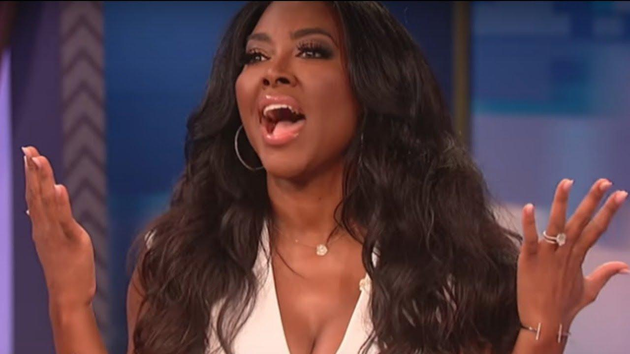Kenya Moore Releases Iconic Commercial For Kenya Moore Haircare -- See The Clever Ad That Has RHOA Fans Gagging