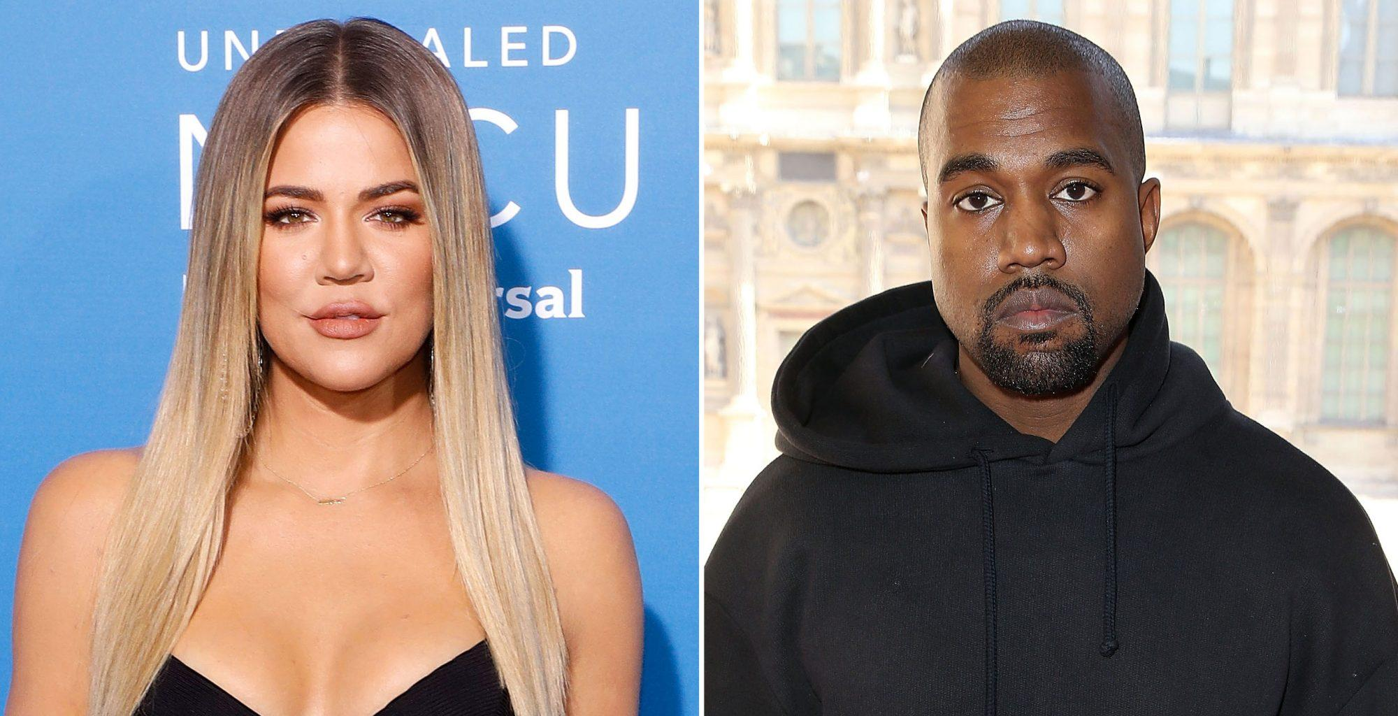 KUWTK: Khloe Kardashian Seems To Support Brother-In-Law Kanye West Despite His Controversial Comments And Outrageous Presidential Bid!