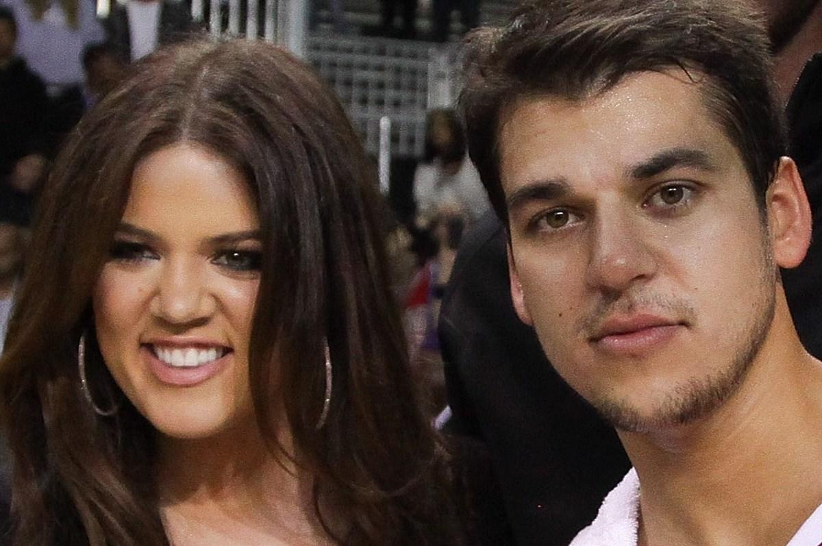 KUWK: Khloe Kardashian Reportedly Helped Brother Rob Kardashian A Lot Throughout His Weight Loss Journey - Here's How!