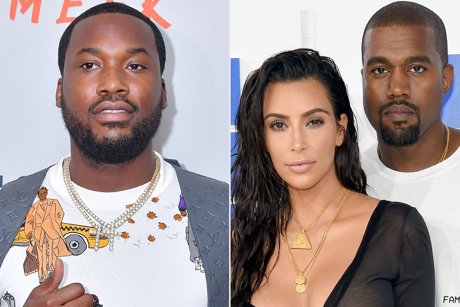 KUWTK: Kanye West Reportedly Felt 'Disrespected' By Wife Kim Kardashian's Hotel Meeting With Meek Mill - Details!