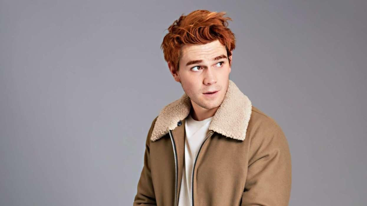 Riverdale's KJ Apa Had To Get Stitches On His Head Due To An Injury On Set