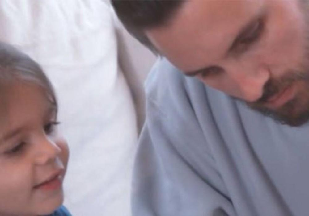 KUWTK - Scott Disick Shares Memories Of Late Parents With Son Reign