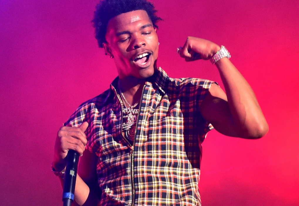 Lil Baby Travels To Wyoming To Work With Kanye West