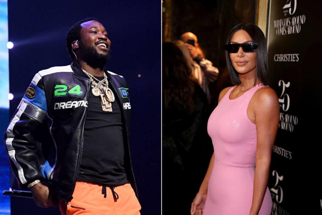 Photo Of Meek Mill And Kim Kardashian Revealed - But It Appears To Dispute Kanye's Claim Of An Affair