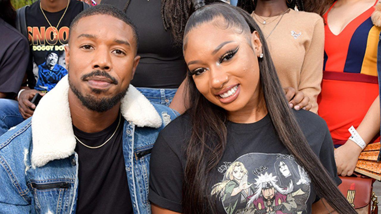Michael B. Jordan Flirts With Megan Thee Stallion After She Posts Hot Twerking Video And Fans Ship Them Hard!