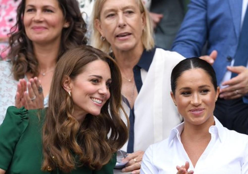 Meghan Markle And Kate Middleton Have An 'Awkward' Relationship, Claims New Tell-All Book
