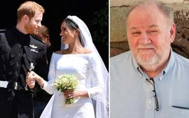 Meghan Markle Begged Her Father Via Numerous Texts To Attend Her Wedding, According To New Book