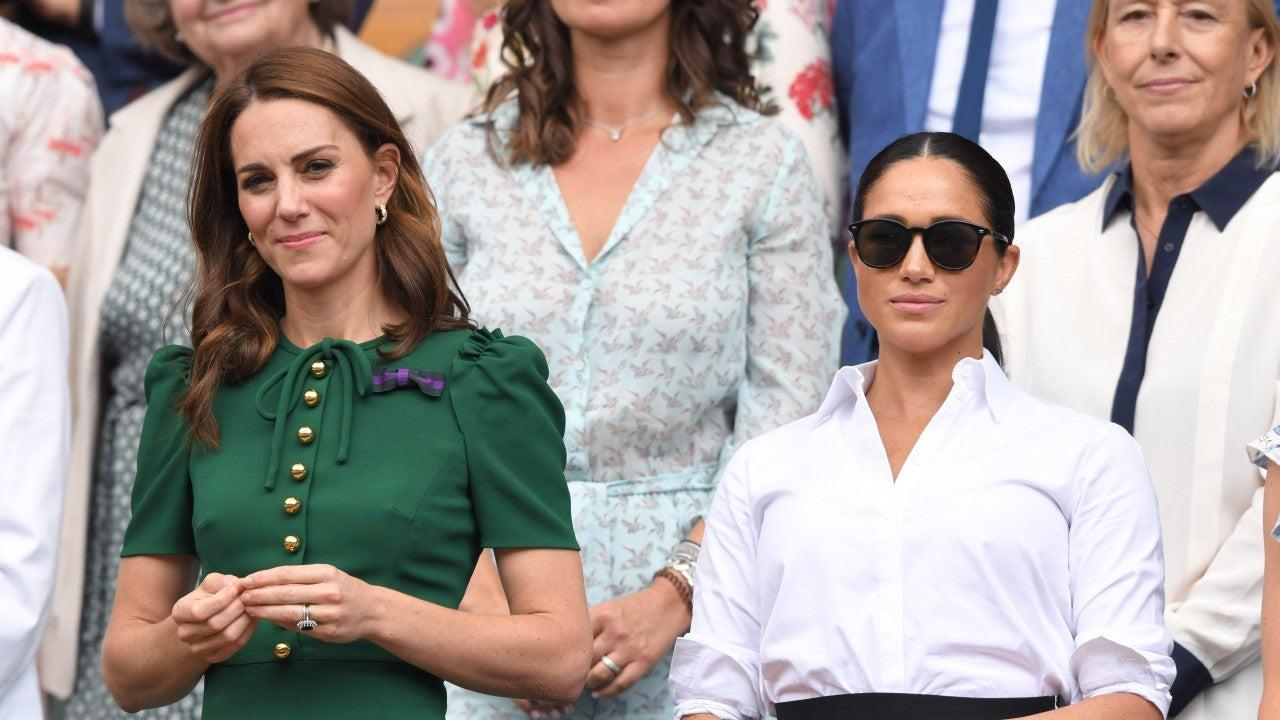 Prince Harry And Meghan Markle - Inside Their Drama With Prince William And Kate Middleton According To New Tell-All Book!
