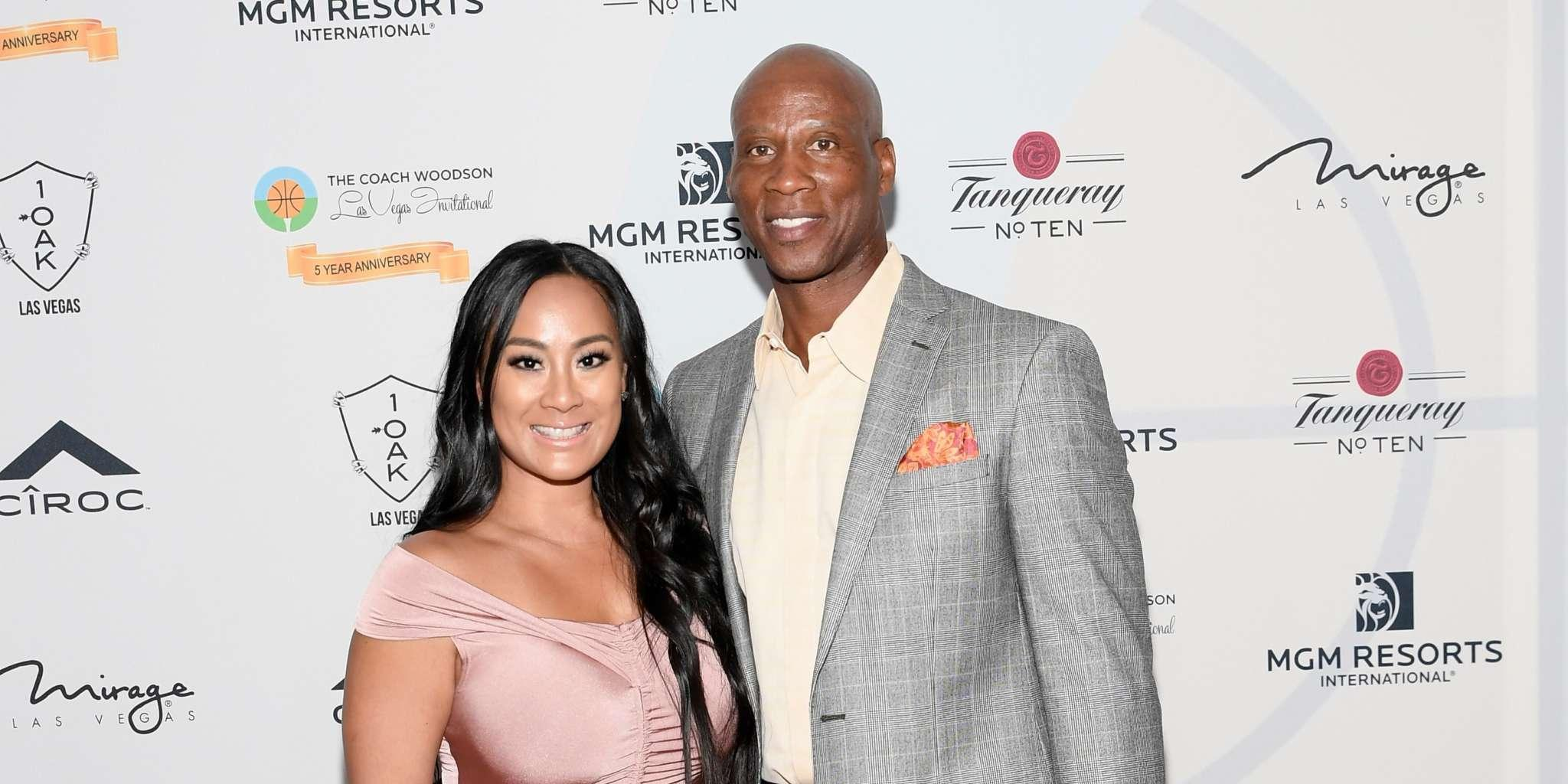 Basketball Wives' Cece Gutierrez Marries Byron Scott In Intimate Ceremony Livestreamed For Family And Friends